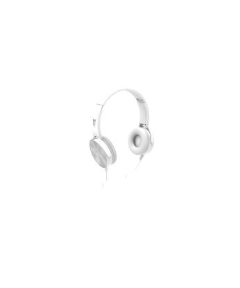 Auriculares Panter WHS01W - Blanco