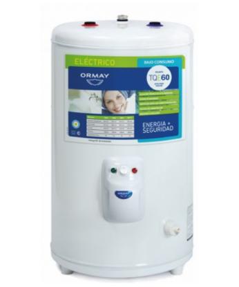 Termotanque Ormay 60 litros - Eléctrico