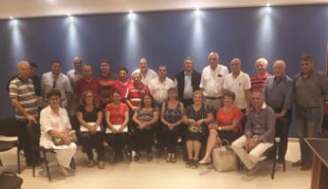 Primera reunión regional de Mutuales