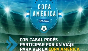 Tarjeta Cabal - Sorteo Copa América 2019 - Mutual del Club Atlético Pilar