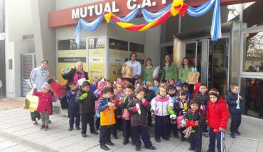 Padrinazgo del Jardín de infantes nº 70 de Pilar