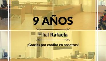 9 años de la filial Rafaela - Mutual del Club Atlético Pilar